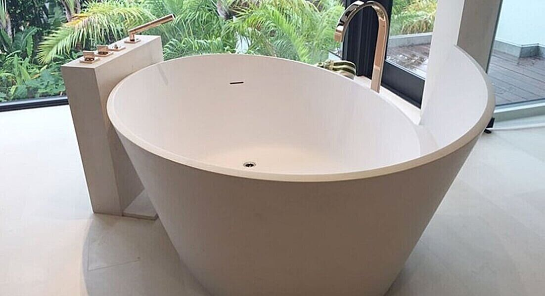 Quality Luxury Bathroom Renovations Freestanding Tub in Sydney NSW