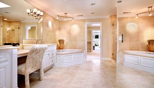 Quality Luxury Bathroom Renovations Lighting in Sydney NSW