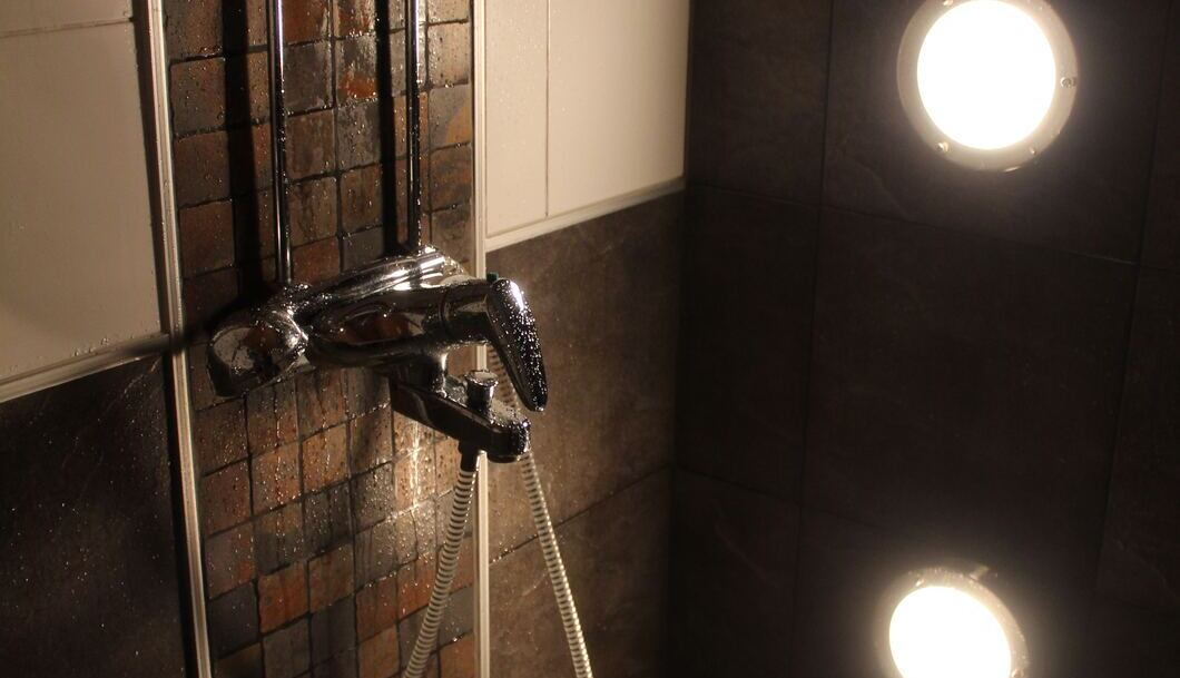 Lighting added in Shower Renovations - Quality Bathroom Renovations in Sydney NSW