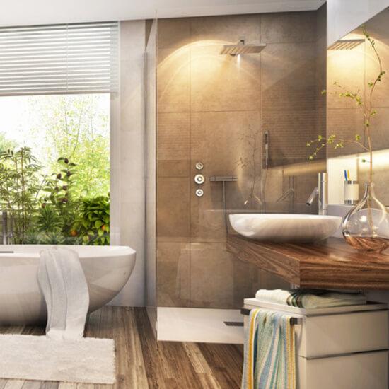 Bathroom Design ideas for a Modern bathroom - Quality Bathroom Renovations Providing bathroom design and renovations for Sydney Suburbs in NSW Australia