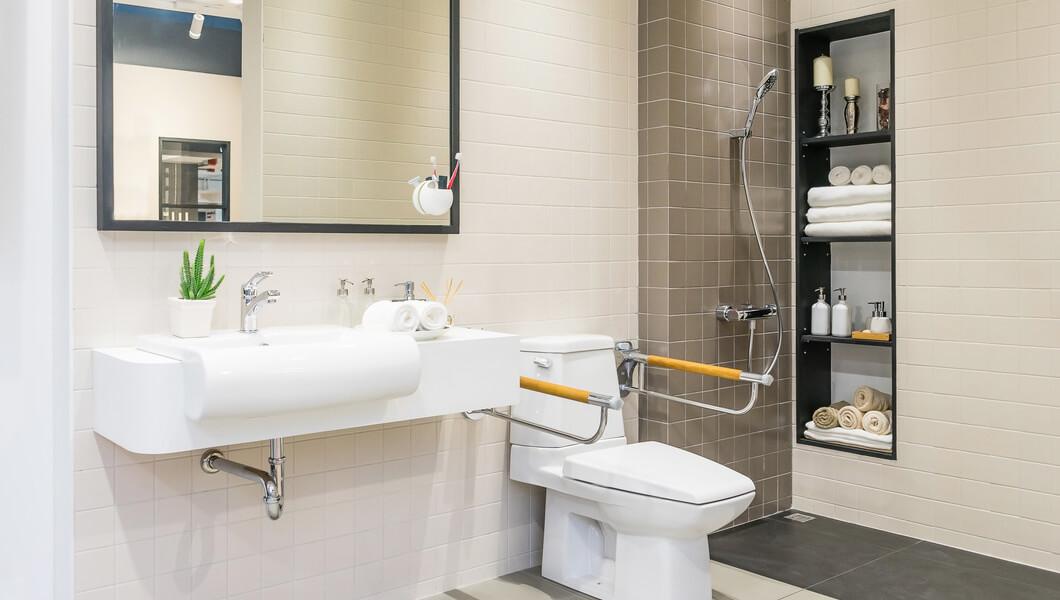Improve Bathroom Safety. Quality Bathroom Renos Bathroom Renovations Sutherland Shire - Providing Quality and Professional Bathroom Renovations for all Budgets. Servicing Sydney Sutherland Shire NSW Australia