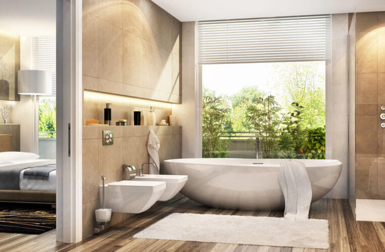 Ensuite Bathrooms - Quality Bathroom Renovations Providing Ensuite bathroom design and renovations for Sydney Suburbs in NSW Australia