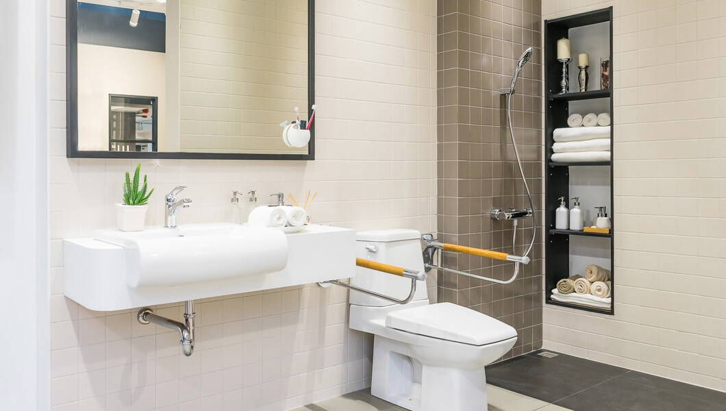 Safer For the Elderly - Quality Bathroom Renovations Servicing the Inner West Sydney Suburbs of NSW