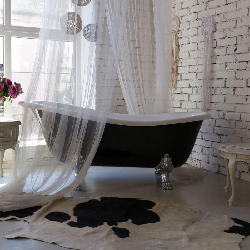Vintage Bathroom design luxury