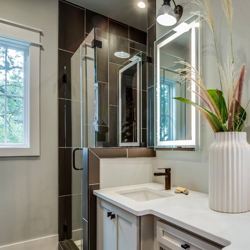 bathroom mirror lighting bathroom lighting ideas