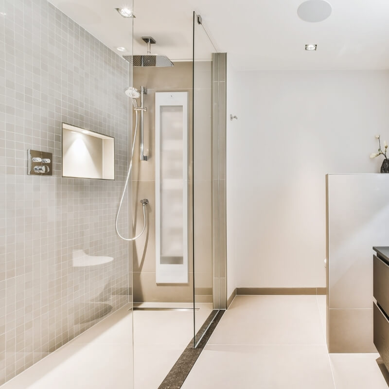 shower without door safety for disabled and elderly bathroom design ideas